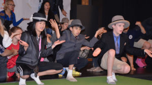 Kids in the Spotlight Program at the Haven